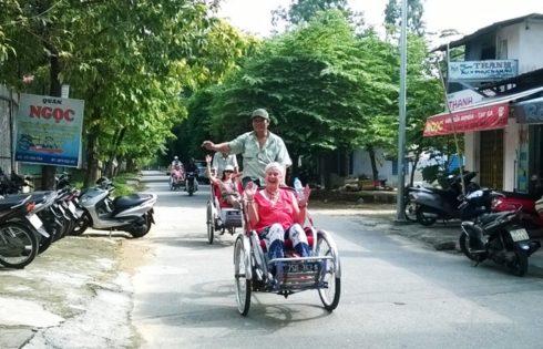 Cyclo Hue Vietnam Tour