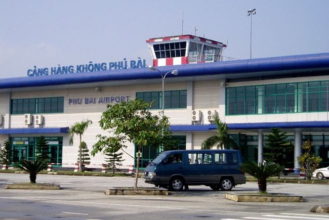 PhuBai International Airport (PIA)