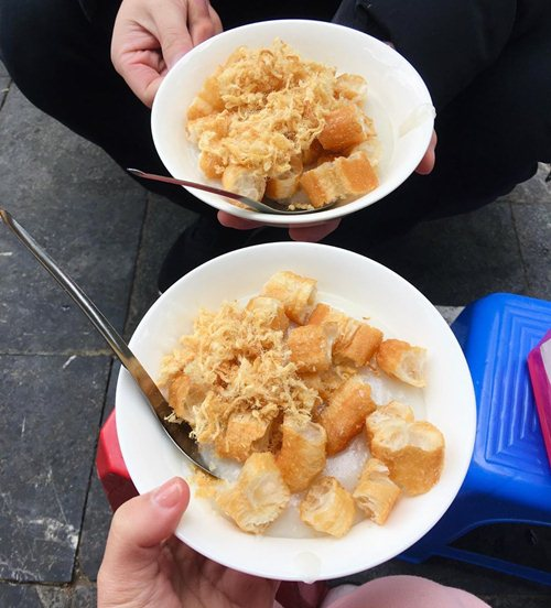 Rib Porridge