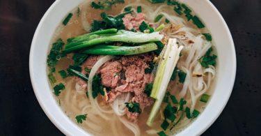 hanoi noodle soup