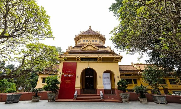 National Museum of History - 1 Trang Tien