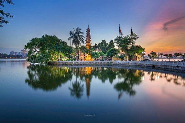 Tran Quoc Temple