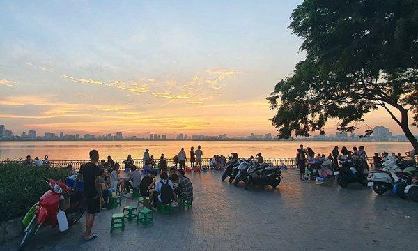 West Lake Hanoi